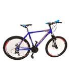 Bicicleta Aro 26 Azonic Mtb Raptor T-19 21v Dsc. Mec Azl/lar