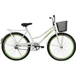 Bicicleta Aro 26 com Aero Venus Verde Athor