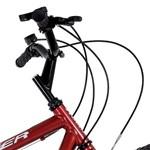 Bicicleta Aro 26 Masculina Foxer Hammer - Vermelho - Houston