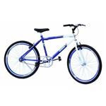 Bicicleta Aro 26 Onix Masc S/marcha com Aero Cor Azul