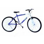 Bicicleta Aro 26 Onix Masc S/marcha Convencional Cor Azul