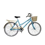 Bicicleta Aro 26 Retro Classic New Bike para Passeio