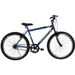 Bicicleta Aro 26 Sem Macha Legacy Azul Athor