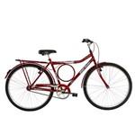 Bicicleta Aro 26 Transporte Valente Mormaii + V-brake