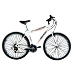 Bicicleta Aro 29 Mormaii Jaws 21 Velocidades Freio V-Brake - 2011856 - Branco