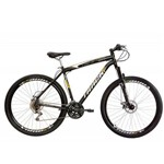 Bicicleta Aro 29 Tb Niner 21v Disk Brake Aro Aero Preto - Track Bikes