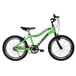 Bicicleta Athor Aro 20 Mtb Sem Macha Speed Verde