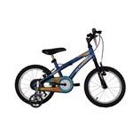 Bicicleta Athor Aro 16 Baby Boy Masculino Azul