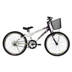 Bicicleta Athor Aro 24 Model Violeta