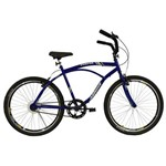 Bicicleta Athor Aro 26 Surfer Masculina Azul
