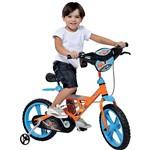 Bicicleta Brinquedos Bandeirante X-Bike 14 Planes 2294
