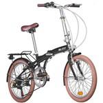 Bicicleta Dobrável Blitz City Aro 20 6v