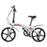 Bicicleta Dobrável Two Dogs Pliage Alloy Alumino