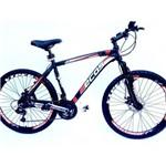 Bicicleta Ecos Aro 26 24marcha Freio Disco Câmbios Shimano