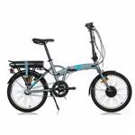 Bicicleta Elétrica Dobrável Aro 20 SENSE Easy S320E 250W 36V 10Ah