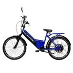Bicicleta Elétrica Machine Motors Basic 800W 48V Azul