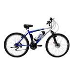 Bicicleta Elétrica Machine Motors Basic Lithium 350W 36V Azul