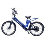 Bicicleta Elétrica Machine Motors New Premium 800W 48V Azul