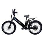 Bicicleta Elétrica Machine Motors New Premium 800W 48V Preta