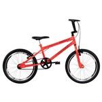 Bicicleta Energy Aro 20 Aero Laranja Neon - Mormaii