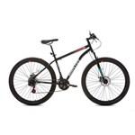 Bicicleta Houston Discovery 2.9 Aro 29 21 Marchas Preto Fosco