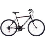 Bicicleta Houston Foxer Hammer Aro 26 21 Marchas Preto Cadillac