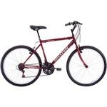 Bicicleta Houston Foxer Hammer Aro 26 21 Marchas Vermelho Sun Red
