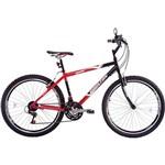 Bicicleta Houston Medal Aro 26 21 Marchas Vermelho Suíço