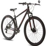 Bicicleta Houston Mercury 29 Alumínio 21 Marchas Aro 29 com Suspensão Preto Fosco