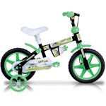 "Bicicleta Houston Mini Boy Aro 12"" Preta"