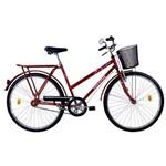 Bicicleta Houston Onix Vb, Aro 26, V-brake, Quadro Aço Carbono - On26v1m