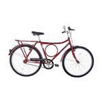Bicicleta Houston Super Forte Vb Aro 26 Sunred