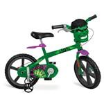Bicicleta Hulk Aro 14 - Bandeirante
