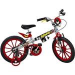 Bicicleta Infantil Bandeirante Batman Liga da Justiça Aro 16