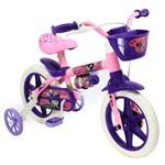 Bicicleta Infantil Feminino Aro 12 CAT com Rodinha