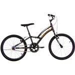 Bicicleta Infantil Houston Triton Aro 20 Monovelocidade - Preta