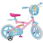Bicicleta Infantil X-Bike Disney Cinderela Aro 12 - Brinquedos Bandeirante