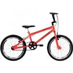 Bicicleta Masculina Aro 20 Cross Energy Laranja - Mormaii
