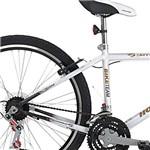 Bicicleta Masculina Skinny SP Aro 26 Preto/Branco Fosco - Houston