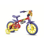 Bicicleta Max Force Rodas Laterais