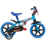 Bicicleta Mormaii Aro 12 Kids C18 Preto/azul - 2012024