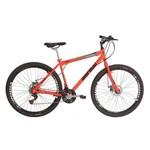 Bicicleta Mormaii Aro 29 Jaws 21v Disk Brake - Laranja Neon