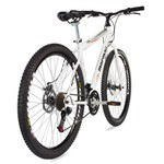 Bicicleta Mountain Bike Mormaii Aro 29 Jaws Disk Brake - Branco