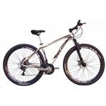 Bicicleta Mtb Ecos Aro 29 21vel. R/f Yamada, Freio Disco - Câmbios Shimano