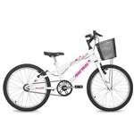 Bicicleta Next Mormaii Aro 20 Branco