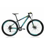Bicicleta Sense Fun 2018 24v Shimano Freios Disco Susp Trava