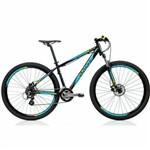 Bicicleta SENSE FUN Aro 29 24 Marchas Componentes Shimano Freio a Disco