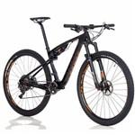 Bicicleta SENSE INVICTUS CARBON EVO Aro 29 Shimano XT 11 Marchas Freio XT
