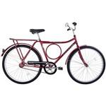 Bicicleta Super Forte CP Aro 26 Vermelho - Houston