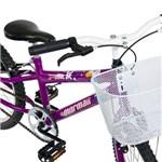 Bicicleta Sweet Girl Aro 20 Violeta - Mormaii
